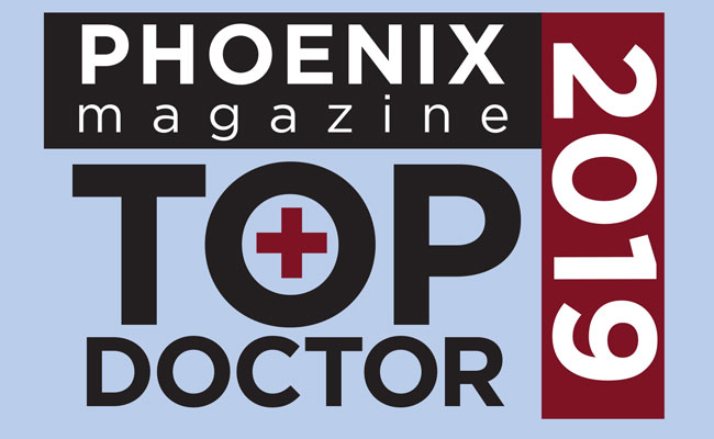 Dr. Nikesh Seth Top Doc 2019   Integrated Pain Consultants, Scottsdale