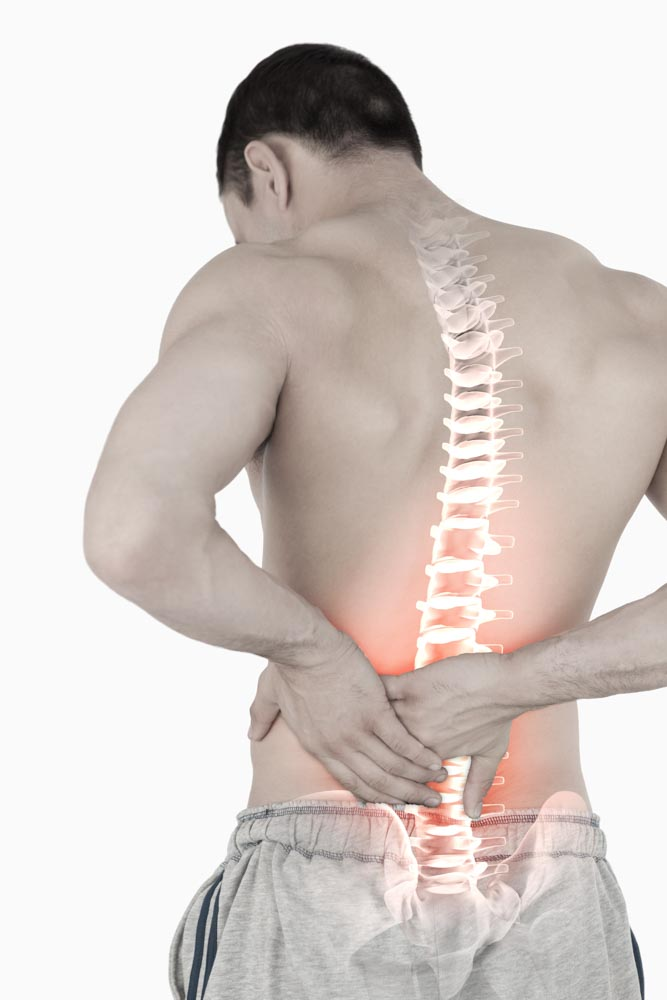 Bulging Disc Pain Not Just in Lower Back   Dr. Nikesh Seth, Scottsdale